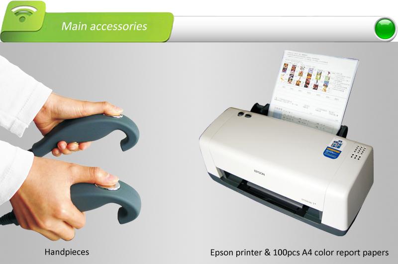 health analysis machine